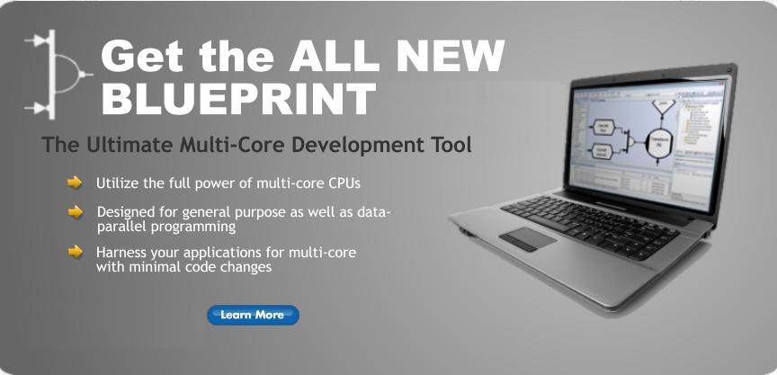 Blueprint multi core development toolset blueprint pro malvernweather Image collections